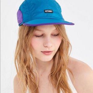 Stussy hat.
